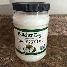 BB Coconut Oil 30 oz