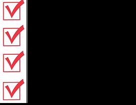RTPL Checklist