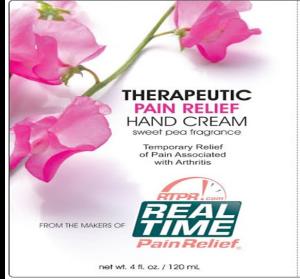 RTPR Hand Cream